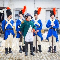napoléon et ses soldats