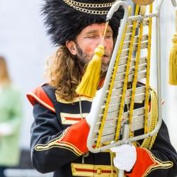 portrait musicien oies