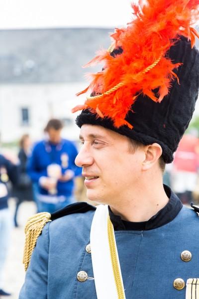 portrait soldat francais