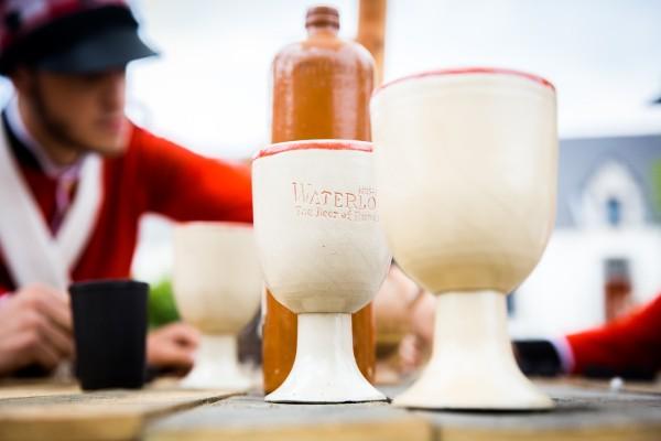 table verre waterloo