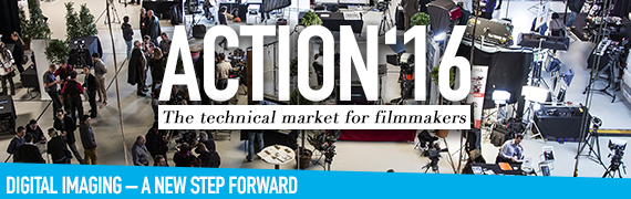 ACTION'16 – The Technical market for filmmakers