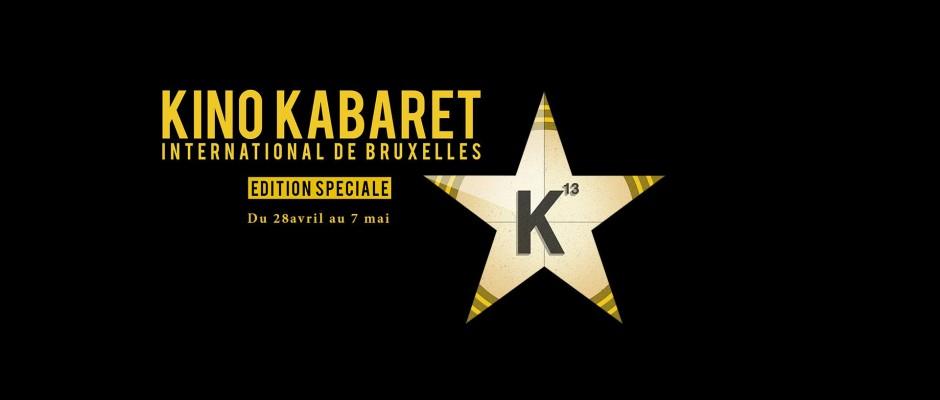 Kino Kabaret International de Bruxelles 2016